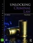 Image for Unlocking criminal law