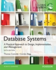 Image for Database Systems: A Practical Approach to Design, Implementation, and Management, Global Edition