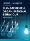 Image for Management and organisational behaviour.