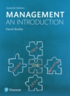 Image for Management  : an introduction