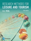 Image for Research methods for leisure and tourism