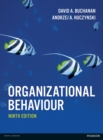 Image for Organizational behaviour.