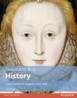 Image for Edexcel GCSE (9-1) history: Early Elizabethan England, 1558-1588