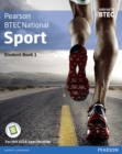 Image for BTEC nationals sport  : for the 2016 specificationsStudent book 1 + activebook