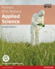 Image for Pearson BTEC National applied scienceStudent book 1