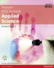 Image for BTEC level 3 Nationals applied science: Student book 2