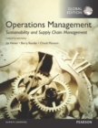 Image for Operations Management: Sustainability and Supply Chain Management, Global Edition