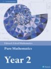 Image for Edexcel A level mathematicsYear 2: Pure mathematics