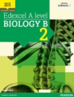 Image for Edexcel A level Biology B Student Book 2