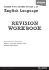 Image for Revise WJEC Eduqas GCSE in English language: for the 2015 qualifications. (Revision workbook)