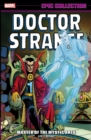 Image for Doctor Strange epic collection  : master of the mystic arts