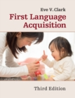 Image for First language acquisition