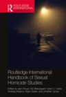 Image for Routledge international handbook of sexual homicide studies