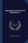 Image for SHAKESPEARE'S FIRST PART OF KING HENRY I