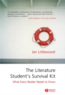 Image for The literature student's survival kit