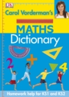 Image for Maths dictionary