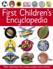 Image for First children's encyclopedia