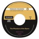 Image for PLPR5:Phantom of the opera Bk/CD Pack