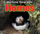 Image for Why living things need-- homes