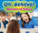 Image for Manners at school