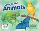 Image for Look at the animals