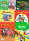 Image for Engage Literacy Green: Lev 12-14 Complete Pk including Teacher's Resource Book