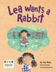 Image for Lea wants a rabbit