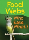 Image for Food webs  : who eats what?