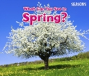 Image for What can you see in spring?