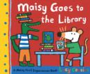 Image for Maisy goes to the library