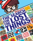 Image for The search for the lost things  : a compendium of puzzling puzzles
