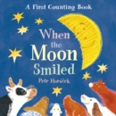 Image for When the moon smiled  : a first counting book