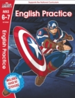Image for Captain AmericaAges 6-7,: English practice
