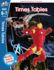 Image for The AvengersAges 6-7,: Times tables