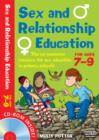 Image for Sex and relationships education  : the no-nonsense resource for sex education in primary schools: For ages 7-9