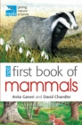 Image for RSPB first book of mammals