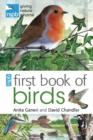 Image for RSPB first book of birds