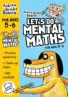 Image for Let's do mental maths for ages 5-6