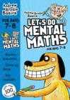 Image for Let's do mental maths for ages 7-8