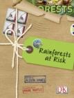 Image for BC NF Red (KS2) A/5C Globe Challenge: Rainforests at Risk