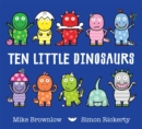 Image for Ten little dinosaurs