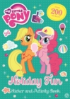 Image for My Little Pony: Holiday Fun Sticker and Activity Book