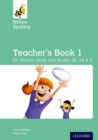 Image for Nelson Spelling Teacher's Book (Reception-Year 2/P1-P3)