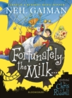 Image for Fortunately, the milk