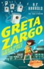 Image for Greta Zargo and the death robots from outer space
