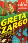 Image for Greta Zargo and the amoeba monsters from the middle of the earth