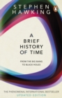 Image for A brief history of time: from the big bang to black holes