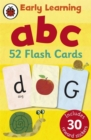 Image for Ladybird Early Learning: ABC flash cards
