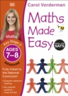 Image for Carol Vorderman's maths made easyAges 7-8, Key Stage 2 advanced