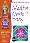 Image for Maths made easyAges 8-9, Key Stage 2 advanced